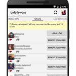دانلود برنامه انفالو یاب Unfollowers Plus برای اندروید