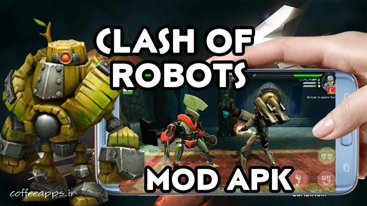 Clash Of Robots برای اندروید