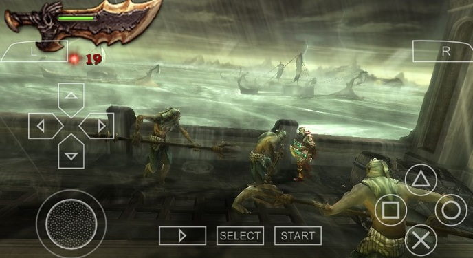 3 8 - دانلود God Of War بازی گاد اف وار (خدای جنگ) برای اندروید