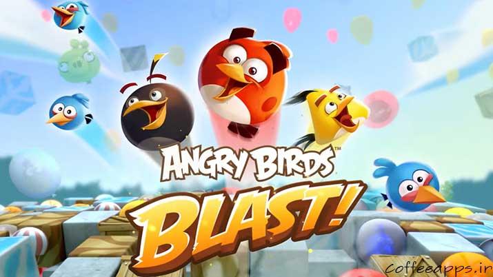 Angry Birds Blast اندروید