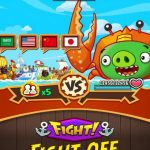 Angry Birds Fight RPG Puzzle screehshoot (1)