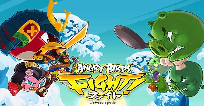 Angry Birds Fight برای اندروید