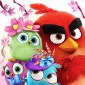 دانلود بازی جذاب و بامزه Angry Birds Match برای اندروید