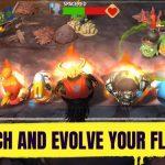 دانلود بازی بسیار جذاب Angry Birds Evolution برای اندروید + مود شده