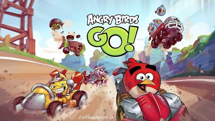 Angry Birds Go برای اندروید