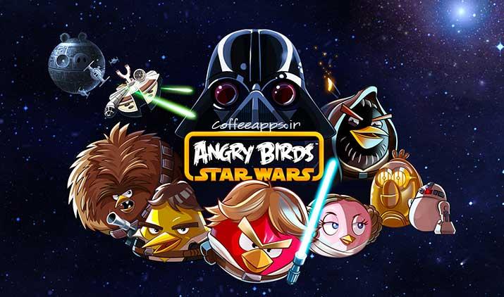 Angry Birds Star Wars برای اندروید