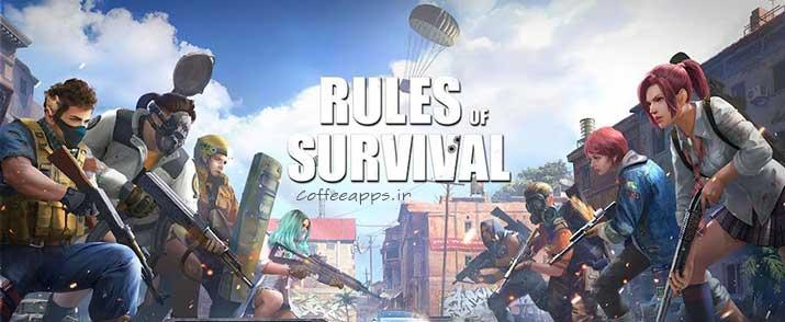 RULES OF SURVIVAL برای اندروید