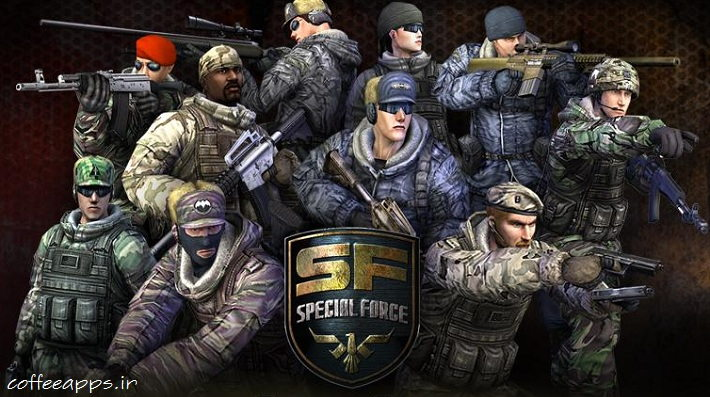 Special Forces Group 2 مود شده
