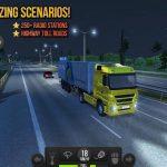 دانلود بازی ماشین سواری Truck Simulator 2018 اندروید + مود
