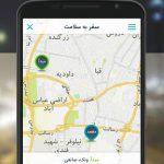 دانلود اپلیکیشن تاکسی یاب اسنپ Snapp برای اندروید