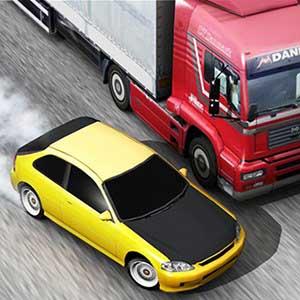 دانلود بازی اتومبیل راننده جذاب Traffic Racer برای اندروید + مود