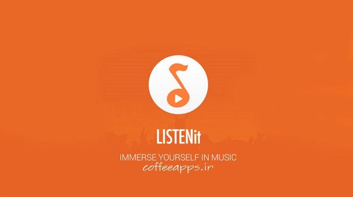 LISTENit برای اندروید
