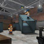 دانلود بازی اکشن و محبوب Pixel Arms برای اندروید