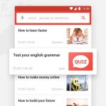 دانلود اپلیکیشن لغت نامه و یادگیری زبان U-Dictionary برای اندروید