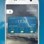 دانلود اپلیکیشن هواشناسی دقیق Weather & Radar Pro برای اندروید