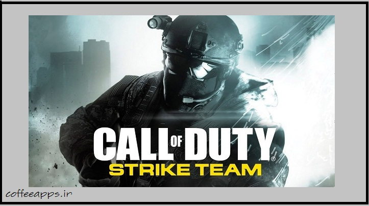 نسخه هک شده Call Of Duty: Strike Team