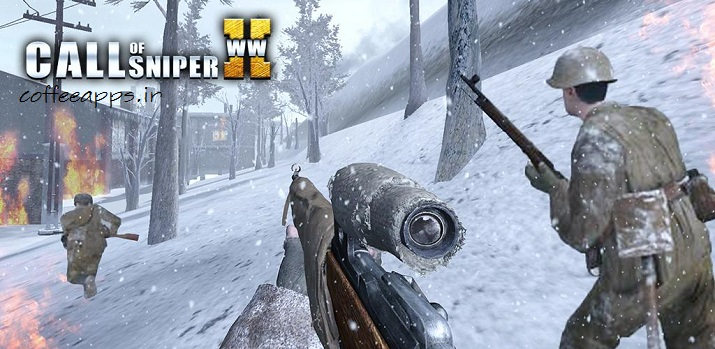 Call of Sniper WW2 برای اندروید