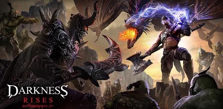 Darkness Rises برای اندروید