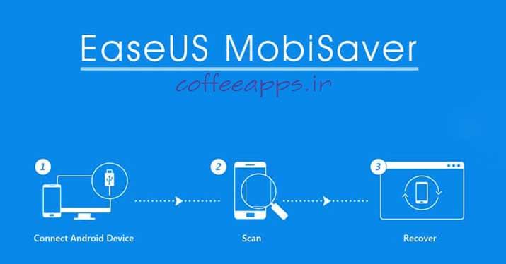 EaseUS MobiSaver coffeeapps - دانلود اپلیکیشن بازیابی اطلاعات EaseUS MobiSaver برای اندروید