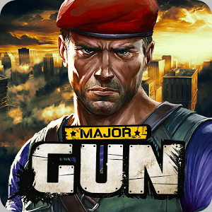 دانلود Major GUN بازی تفنگ سنگین برای اندروید + مود
