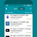 دانلود اپلیکیشن مدیریت برنامه My APK برای اندروید