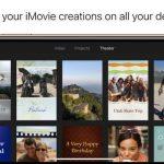 دانلود iMovie اپلیکیشن ویرایش حرفه ای فیلم برای آیفون ios