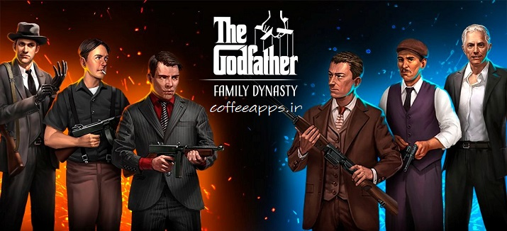 the godfather family dynasty - دانلود بازی محبوب The Godfather برای اندروید