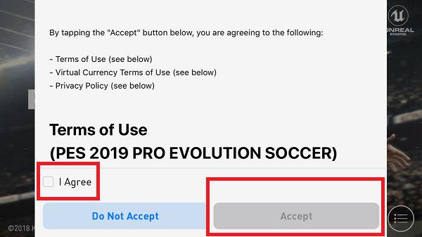 7 - آموزش قدم به قدم نصب بازی پی اس Pes 2019 در آیفون و آیپد ios
