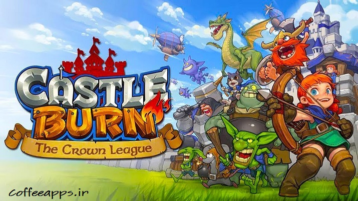 Castle Burn برای اندروید