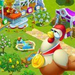 دانلود بازی محبوب مزرعه طلایی Golden Farm برای اندروید