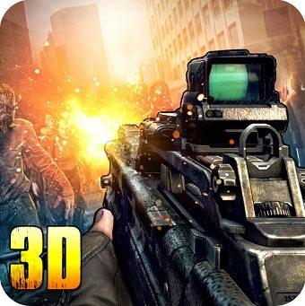 دانلود بازی اکشن Zombies Frontier 3 برای آیفون و آیپد IOS