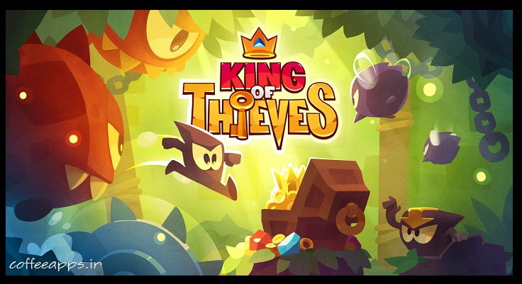 دانلود King Of Thieves
