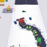 دانلود Clean Road بازی جذاب ماشین برف روبی برای اندروید