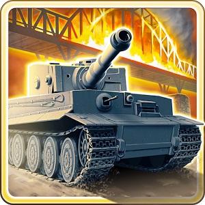 دانلود 1944 Burning Bridges بازی استراتژی نبرد تانک ها برای اندروید
