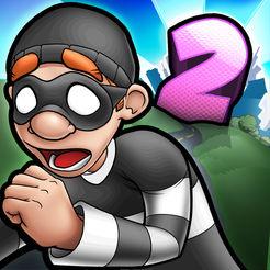 دانلود بازی جذاب و پرطرفدار Robbery Bob 2 برای اندروید