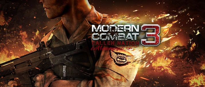 Modern Combat 3 Fallen Nation