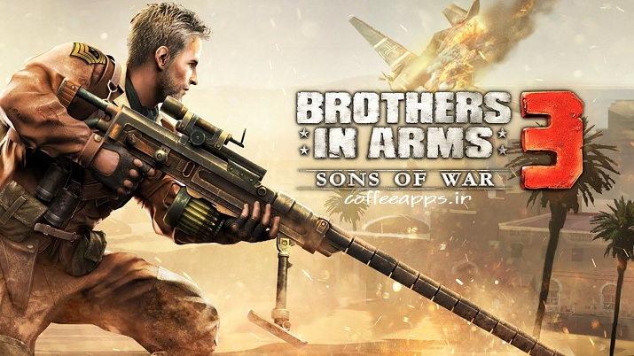 دانلود Brothers in Arms 3