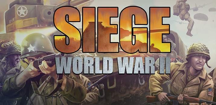 SIEGE: World War II