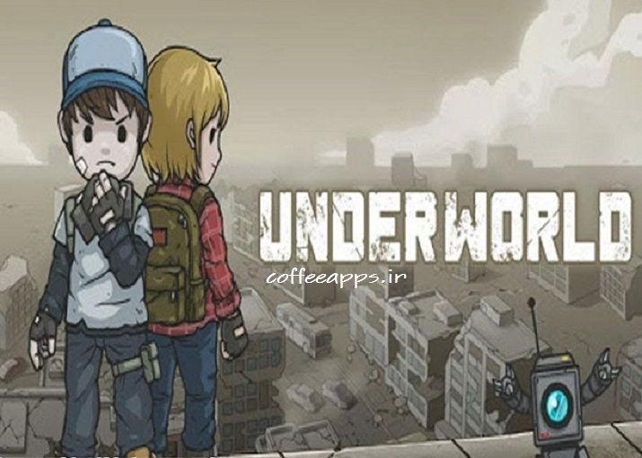 Underworld : The Shelter برای اندروید