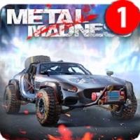 دانلود Metal Madness بازی ماشن سواری و آنلاین برای اندروید