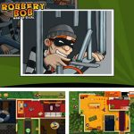 دانلود بازی جذاب و سرگرم کننده Robbery Bob برای اندروید