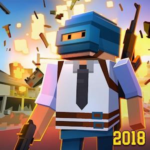 دانلود بازی اکشن Grand Battle Royale: Pixel War برای اندروید