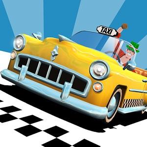 دانلود بازی اندروید تاکسی دیوانه Crazy Taxi