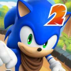 دانلود بازی اندروید سونیک Sonic Dash 2 + مود