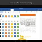 دانلود برنامه اندروید مایکروسافت ورد Microsoft Word