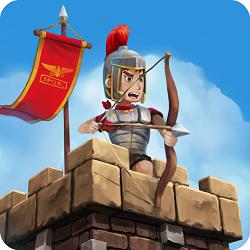 دانلود بازی اندروید امپراطوری روم Grow Empire: Rome + مود