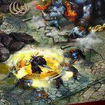دانلود بازی اندروید اتحاد قهرمانان Guild Of Heroes + مود