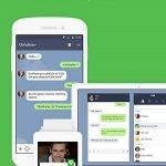 دانلود برنامه اندروید لاین LINE: Free Calls & Messages