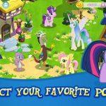 دانلود بازی اندروید اسب کوچک من My Little Pony + مود