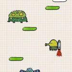 دانلود بازی اندروید دودل جامپ Doodle Jump + مود